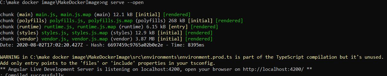 Docker 3.2